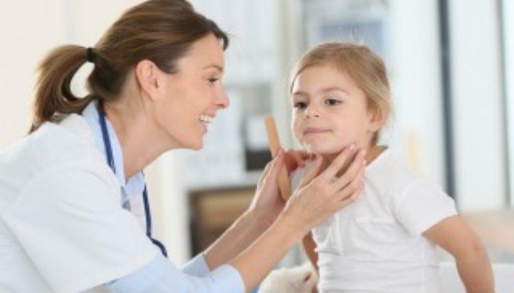 feber hos barn
